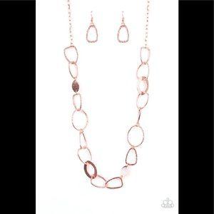 ✨3 for $10✨ Dark rose gold necklace